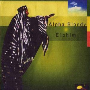 Cover - Alpha Blondy: Elohim