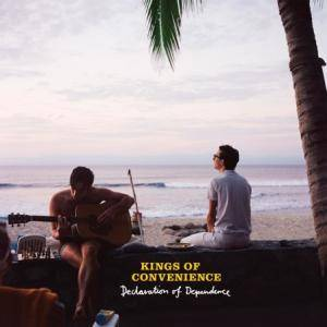 Kings Of Convenience: Declaration Of Dependence - Cover