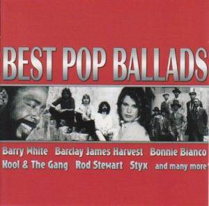 Best Pop Ballads - Cover