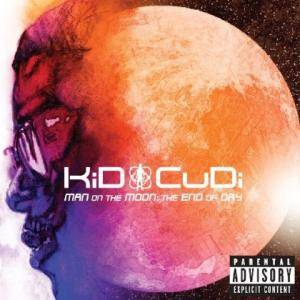 Kid Cudi: Man On The Moon: The End Of Day - Cover