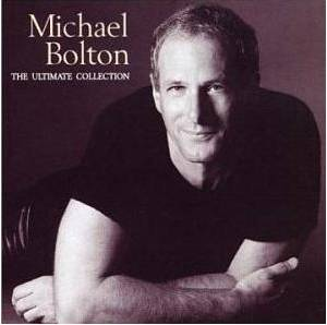 Michael Bolton: Ultimate Collection, The - Cover