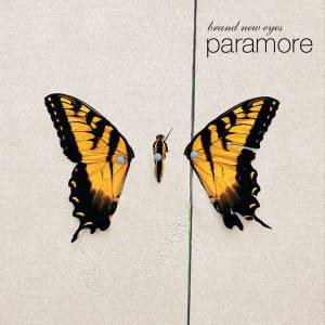 Paramore: Brand New Eyes - Cover