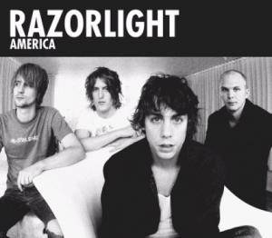 Razorlight: America - Cover