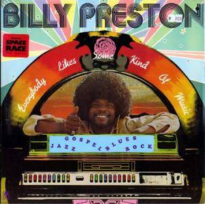 Cover - Billy Preston: Everybody Likes Some Kind Of Music