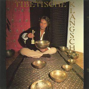 klaus wiese tibetische klangschalen i cd 1990. Black Bedroom Furniture Sets. Home Design Ideas