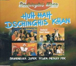 Dschinghis Khan: Huh Hah Dschinghis Khan - Cover