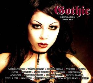 Gothic Compilation Part XLV - Cover