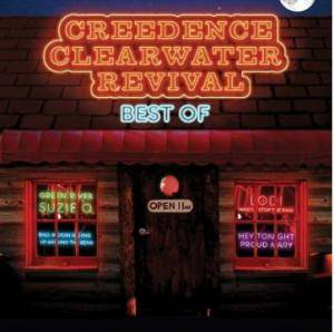 Creedence Clearwater Revival: Best Of - Cover