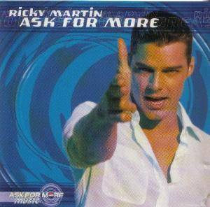 Cover - Ricky Martin: Ask For More