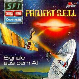 Science Fiction Documente: (01) Projekt S.E.T.I. - Signale Aus Dem All - Cover