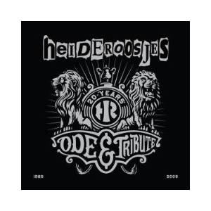Cover - Heideroosjes: Ode & Tribute