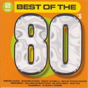 Cover - Sophia George: Best Of The 80's