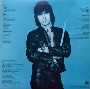 Cozy Powell: Over The Top (LP) - Bild 2