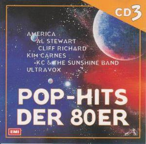 Pop-Hits Der 80er CD 3 - Cover