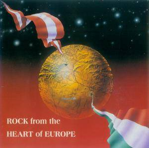 Rock From The Heart Of Europe - Cover