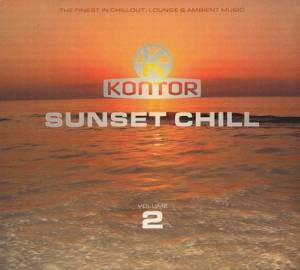 Cover - South Street Player: Kontor - Sunset Chill Vol. 2