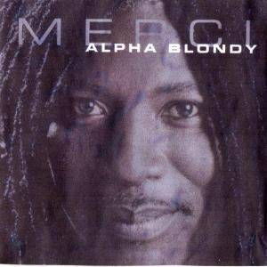 Cover - Alpha Blondy: Merci