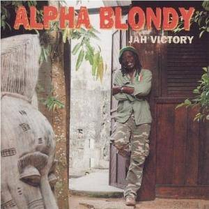 Alpha Blondy: Jah Victory - Cover