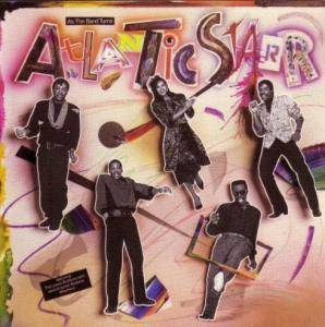 Atlantic Starr: As The Band Turns - Cover