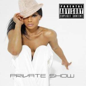 Cover - Adina Howard: Private Show