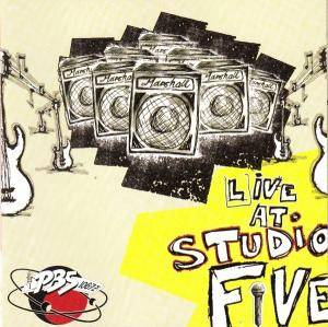 Cover - Starky: Live At Studio Five