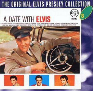Elvis Presley: Date With Elvis, A - Cover
