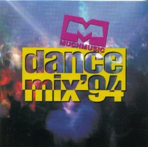 Dance Mix '94 - Cover