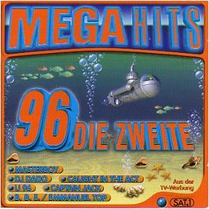 Cover - Spanish Fly: Megahits 96 Die Zweite
