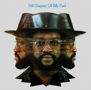 Cover - Billy Paul: 360 Degrees Of Billy Paul