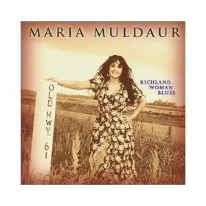 Maria Muldaur: Richland Woman Blues - Cover