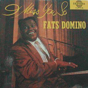 Cover - Fats Domino: I Miss You So