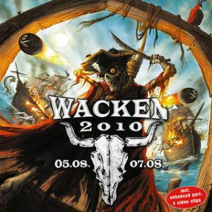 Cover - Various Artists/Sampler: Wacken 2010