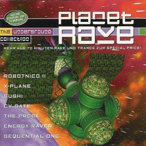 Cover - CV Gate: Planet Rave