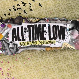 Cover - All Time Low: Nothing Personal