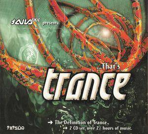 Cover - Quadripart: ...That's Trance