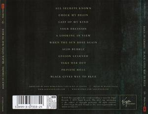 Alice In Chains: Black Gives Way To Blue (CD) - Bild 4