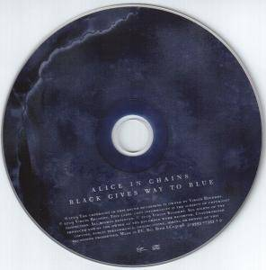 Alice In Chains: Black Gives Way To Blue (CD) - Bild 5