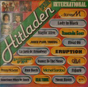 Cover - Dean Friedman: Hitladen Spezial International