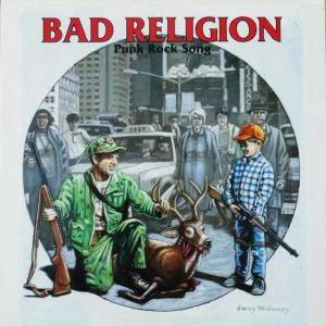 Bad Religion: Punk Rock Song - Cover