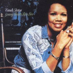 Cover - Candi Staton: Young Hearts Run Free