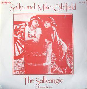 Sally Oldfield & Mike Oldfield: Sallyangie, The - Cover
