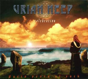 Uriah Heep: Celebration - Forty Years Of Rock - Cover