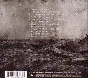 Scar Symmetry: Dark Matter Dimensions (CD) - Bild 3
