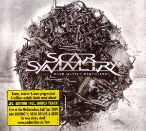 Scar Symmetry: Dark Matter Dimensions (CD) - Bild 1