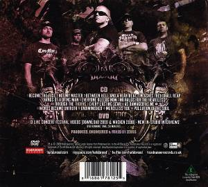 Hatebreed: Hatebreed (CD + DVD) - Bild 2