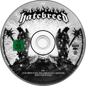 Hatebreed: Hatebreed (CD + DVD) - Bild 5