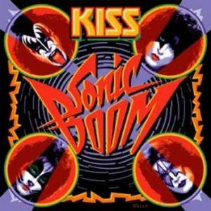 KISS: Sonic Boom - Cover