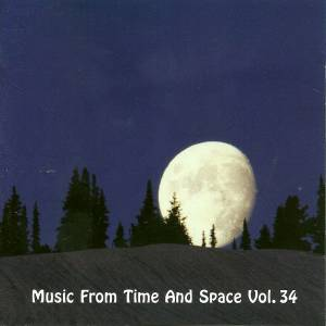 Cover - Wye Oak: Eclipsed - Music From Time And Space Vol. 34