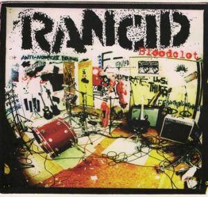 Rancid: Bloodclot - Cover