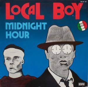 Cover - Local Boy: Midnight Hour
